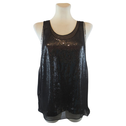 Jimmy Choo for H&M Sequin top