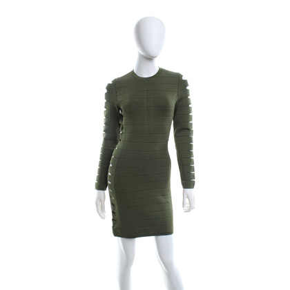 Balmain Dress in green