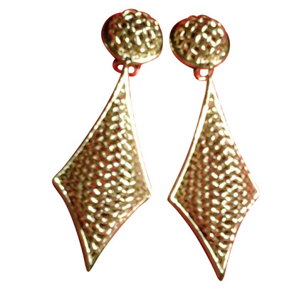 Christian Dior Hanging earrings