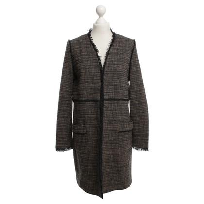 Marc Cain Coat with fringe