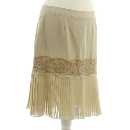 Red Valentino Beige skirt