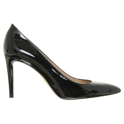 Armani pumps in vernice
