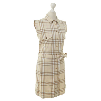 Burberry Dress without sleeves