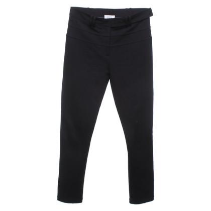 Steffen Schraut trousers in black