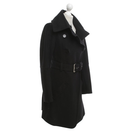 Patrizia Pepe Coat in zwart
