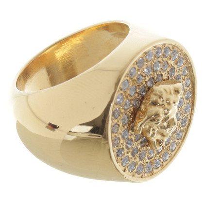 Versace Goldfarbener Ring