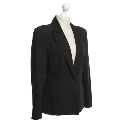 Marc Cain Blazer with a pointed lapel collar