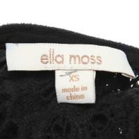 Ella Moss Korte jumpsuit gemaakt van kant