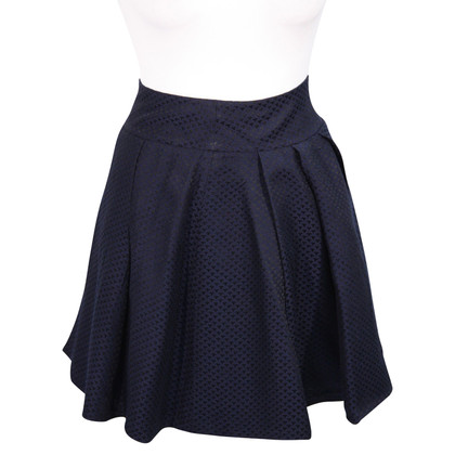 Ted Baker Gonna blu scuro