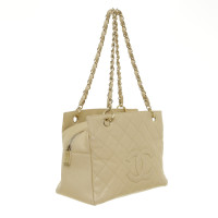 Chanel Tote with logo application