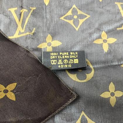 Louis Vuitton Tuch mit Monogram-Muster