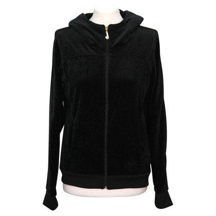 Juicy Couture Pullover in Schwarz