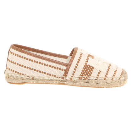 Tory Burch Espadrilles with logo application