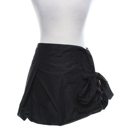 Patrizia Pepe skirt in black