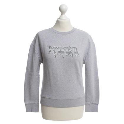 Karl Lagerfeld Sweatshirt in Grau