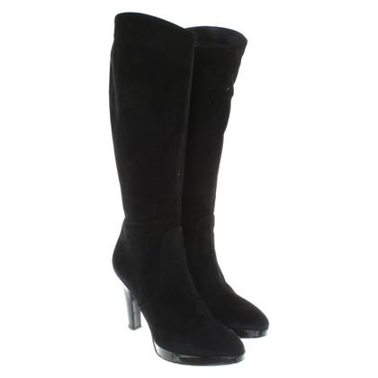 Cesare Paciotti Boots in black