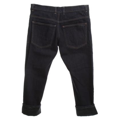 Prada Capri jeans in dark blue