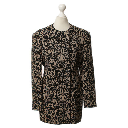 Gianni Versace Jacket with pattern