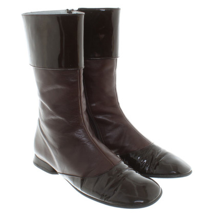 Jourdan Leather boots