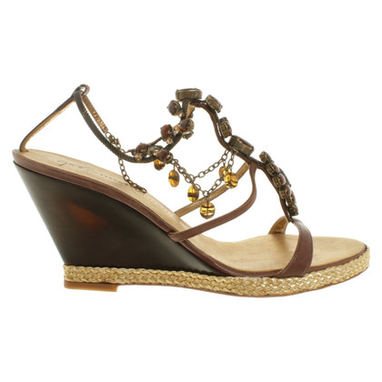 Giuseppe Zanotti Sandals with wedge heel