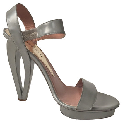 Armani grijze sandalen