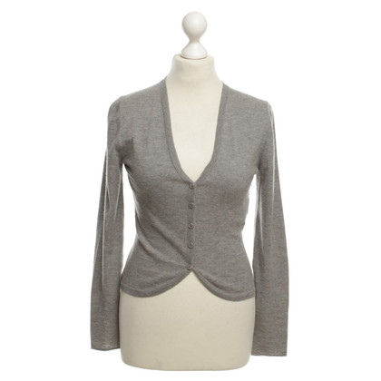 Marc Cain Cashmere Cardigan in grey