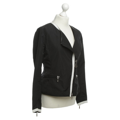 Moncler Lightweight jacket in black