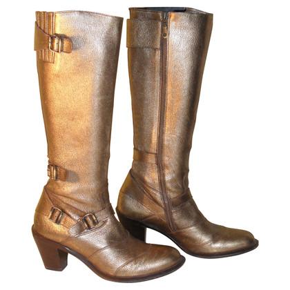 Konstantin Starke Biker boots