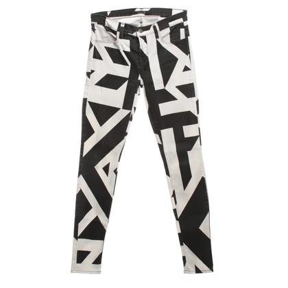 "J Brand ""Impossibile stampare"" jeans"