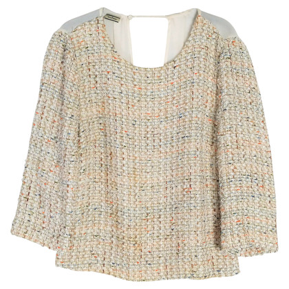 By Malene Birger Boucle top