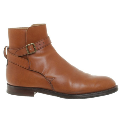 Crocket and Jones Stiefeletten aus Leder