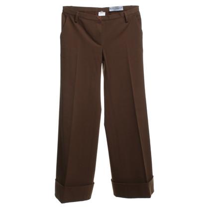 Dolce & Gabbana trousers in Ocker
