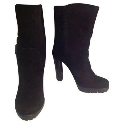 Calvin Klein Sheepskin boots