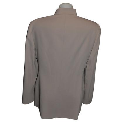 Giorgio Armani jacket beige