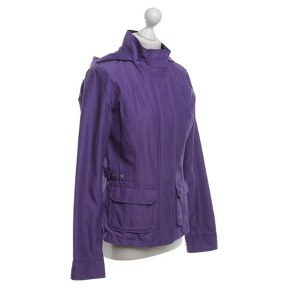 Woolrich Jacket in purple