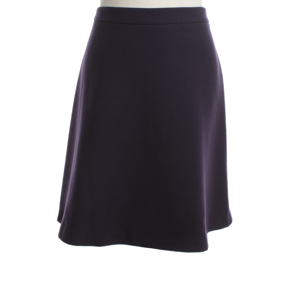 Miu Miu skirt in Purple