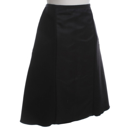 Moncler skirt in black