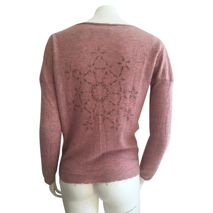 Zadig & Voltaire Maglione in rosa antico