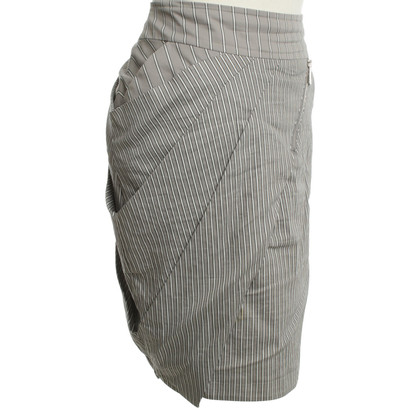 Karen Millen skirt Stripe