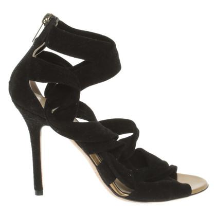 Jimmy Choo Sandals in black