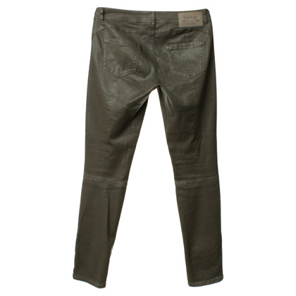 Marc Cain Bikerjeans in Wet-Look