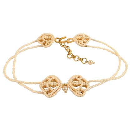 Christian Dior Collana con perle