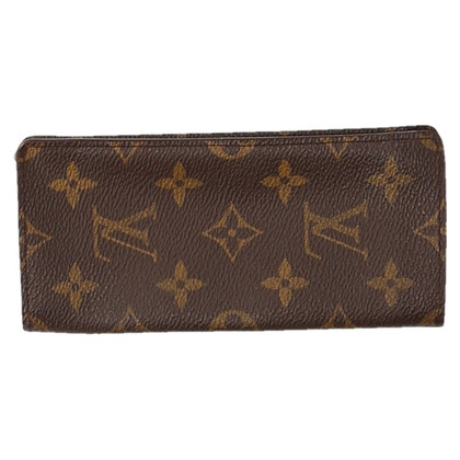 Louis Vuitton Glasses case from Monogram Canvas