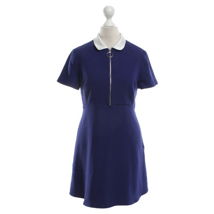 Claudie Pierlot Dress in ink blue
