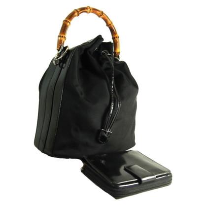 Gucci Beuteltasche mit Portemonnaie
