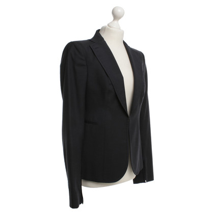 Costume National Blazer in Dark Blue