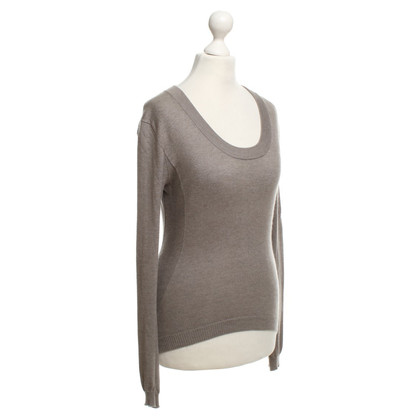 Allude Sweater in beige