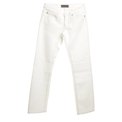 Acne Jeans in bianco