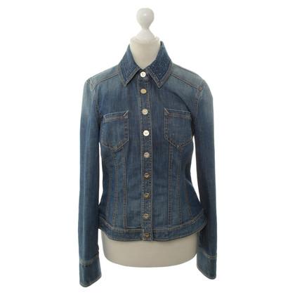 Armani Jeans Jeansjacke in Blau