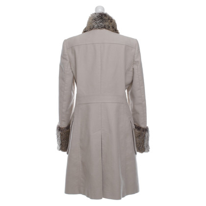 Karen Millen Coat with faux fur